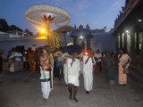 Sarathy swami with KuDai