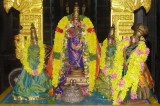 Perumal with Ubayanaachimaar & Aandal.JPG