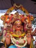 Sri  Yathokthakari Swamy Brahmothsavam Sri  Yathokthakari Swamy Garuda Sevai - 3rd day Morning