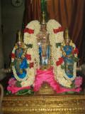 Vetti Ver chapparam & Dwaja Avarohanam