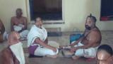Veda parayanam