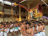 Thiruvallikeni Sri Parthasarathy Swamy @ Aalum Pallakku - Mattayadi - Theerthavari Uthsavam