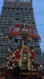 Kaliyan Veedi Purappadu on Karthigai day.JPG