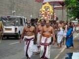 Kanchi Sri Vilakkoli & Sri Thooppul  swAmi dEsikan  aavaNi shravaNam purappAdu
