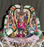 Malayappan in gajendramOksham lankaram