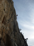 2011 Abseil from Toix, Costa Blanca