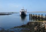 Easter 2011 Harris, Leverburgh ferry