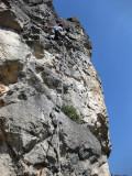 Chateauvert climbing Provence