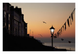 Letting the sun go down on me at Cromer ...