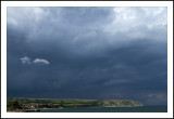Storm Clouds over Swanage