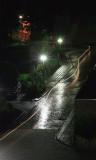 Night Bike Ride in the Rain