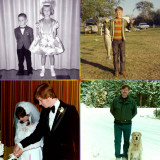 Ron through the years