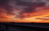 Sunset at Isaac Miller Trail