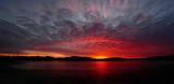 Sunset at Linn Creek