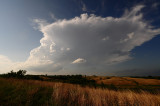 Storm over Prairie