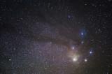 RHO Ophiuchus Region