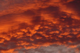 Equinox Sunset at Zion Church