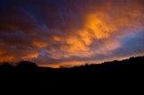 Sunset at Elam Bend