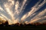 Cirro Cumulus  Cloud Formations