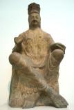 Bodhisattva with Crossed Ankles, probably Avalokiteshvara