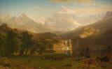 Rocky Mountains -- Lander's Peak