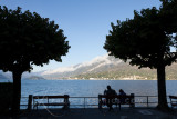 Lake Como from Bellagio