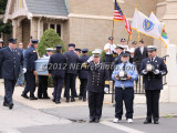 07/14/2012 Lieutenant Lloyd H Plasse (Retired) Funeral