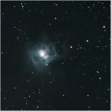 The Iris Nebula, NGC7023 in Cepheus