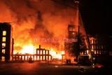Woonsocket RI - 8 Alarm Mill Fire; 186 Fairmount St. - June 7, 2011