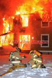 Thompson CT - Structure fire; 45 Jezierski Road - March 2, 2012