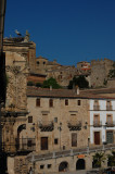 View from Hotel Nuria at Plaza Major