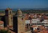Trujillo in Extremadura, Spain