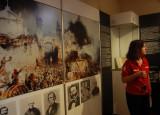 The bloody battle at Solferino 1859 - Castiglione-museet