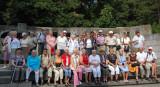 Red Cross - 42 Danish volunteers in Solferino, Italy
