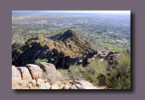 Camelback Mountain Summit Scramble