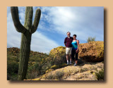 Sandy & Diane's Arizona Hike