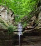 Ottawa Canyon Falls