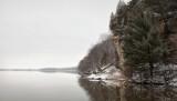 River Bluff, February