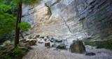 Crumbling Canyon Wall