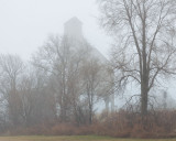 Coal Chute and Fog