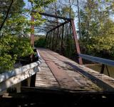Abandoned Bridge in Bureau County