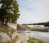 Dayton Dam,  2012