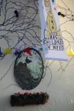 Matt Baker's  Ricshaw Challenge - Children In Need 2011 in Susworth's Jenny Wren