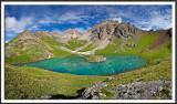 Island Lake Panoramic
