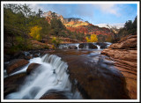 Storm Clearing Over Oak Creek Canyon