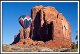 Balloon and Cly Butte