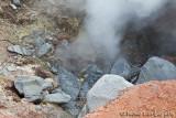 Petit cratère actifSmall active crater