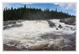 Chutes de la rivière MinganMingan River Falls