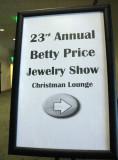 Betty Price Jewelry Show