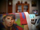 Lionel Messi en Olba